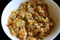 Gemüse-Thunfisch Couscous 1