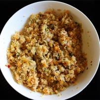 Gemüse-Thunfisch Couscous 2