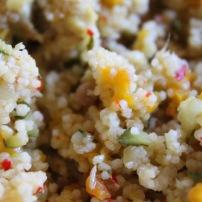 Gemüse-Thunfisch Couscous