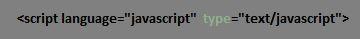 type javascript